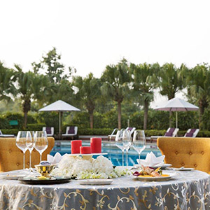 Dine Under The Stars at Alfresco Dining