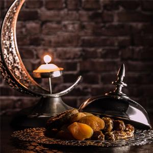 Ramadan Kareem at The Jade room