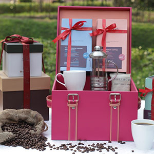 Gift Hampers at Emperor's Lounge