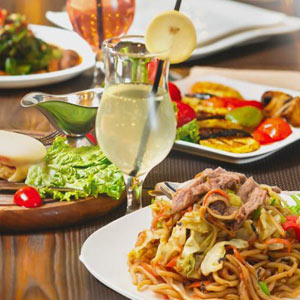 Brunch with a Twist at VIVA