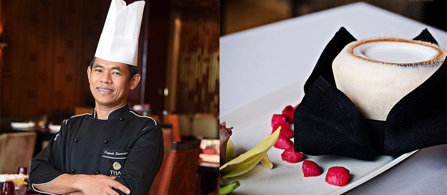 Chef Prajaub