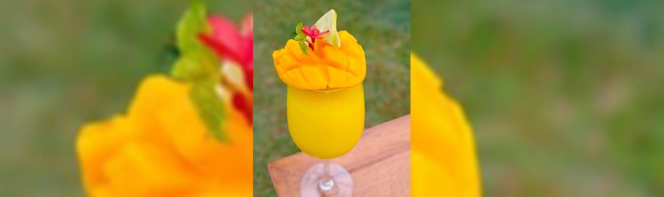 Mango Rose Lemonade