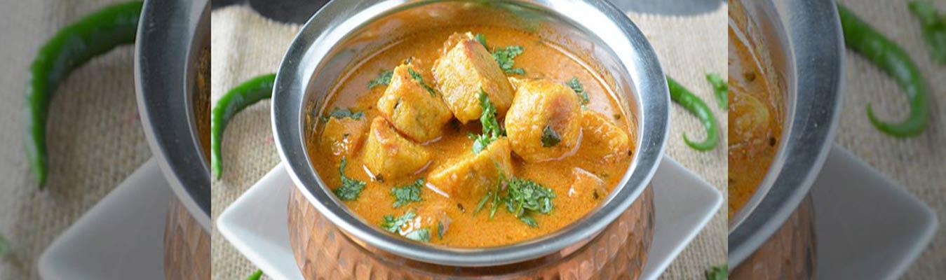 Jodhpuri Gatta curry