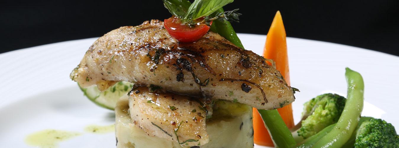 Gondhoraj Hinted Grill Fish
