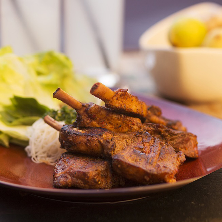 Hanoi Grilled Lamb