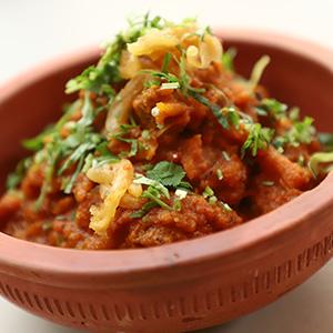 Chicken Khubani Masala