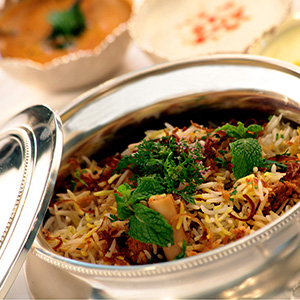 Veg/ Chicken/ Mutton Biryani