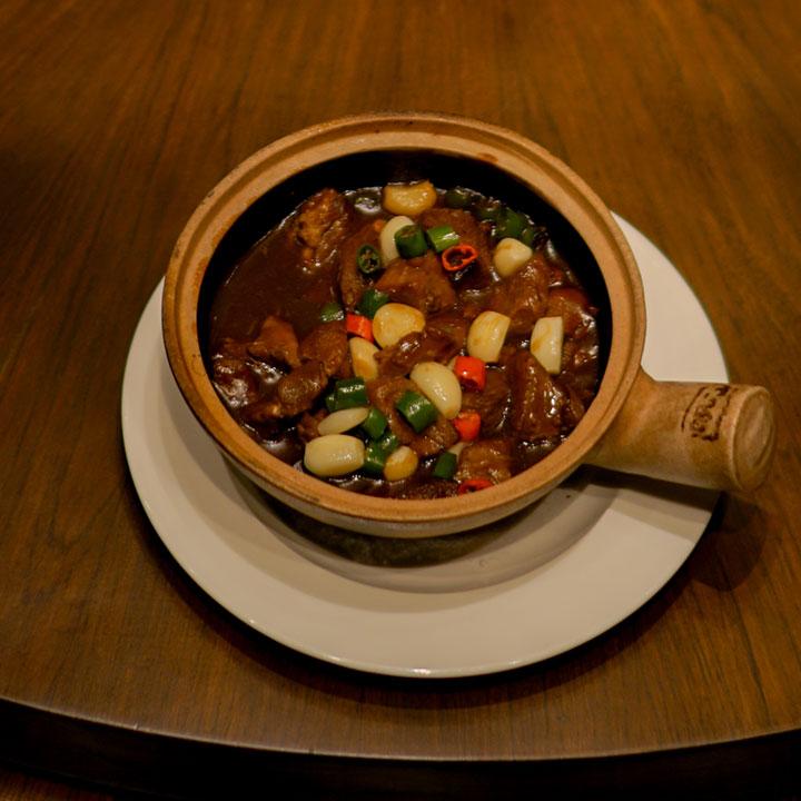 Crispy Tofu Hunan Style