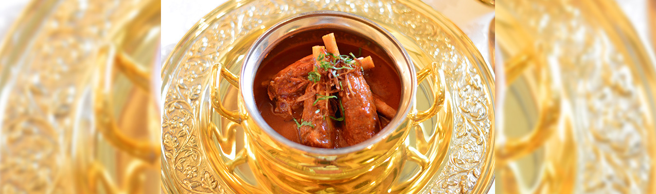 Lamb (Gosht) Specials at Taj