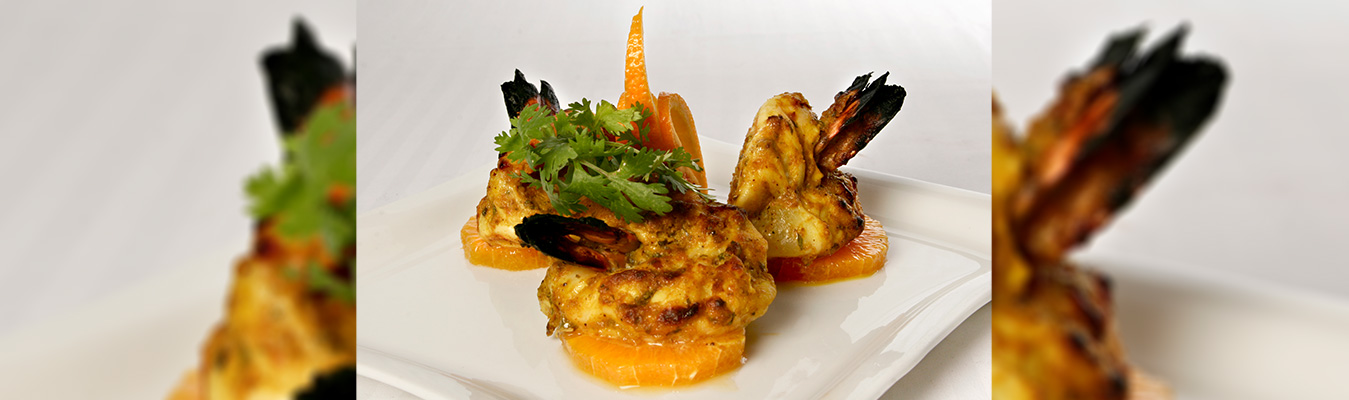 Fish, Shrimps, Crabs & More at Vivanta