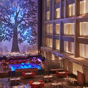Tiqri Lounge,Taj Santacruz, Mumbai