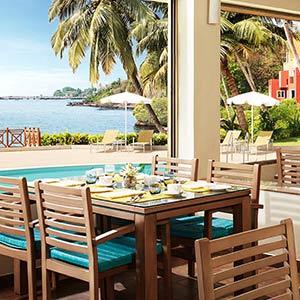 Café Azul ,Cidade de Goa - IHCL SeleQtion