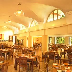 Laranja,Cidade de Goa - IHCL SeleQtion