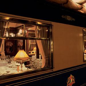 Orient Express,Taj Palace, New Delhi