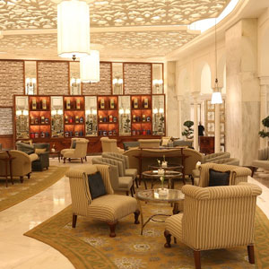 The Tea Lounge,Taj Palace, Delhi NCR