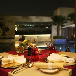The Poolside Cabanas,Taj City Centre, Gurugram