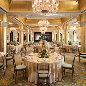 Ball Room,The Taj Mahal Palace, Mumbai