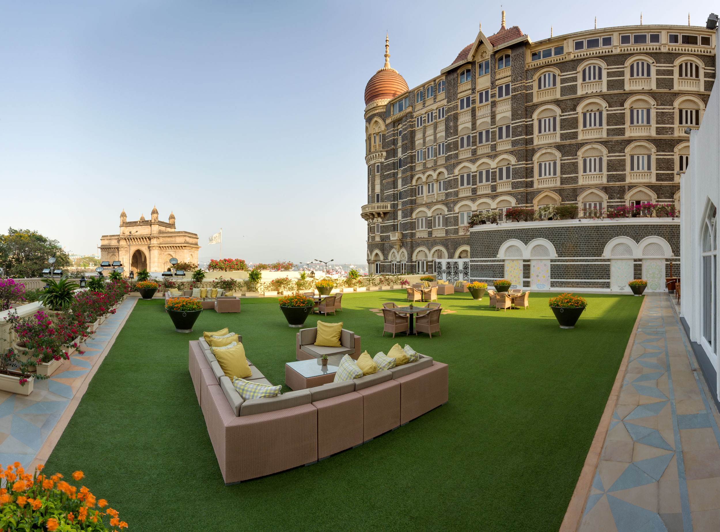 The Chambers,The Taj Mahal Palace, Mumbai