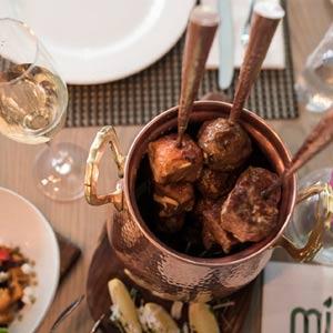 Mint Restaurant and Terrace,Taj Cape Town