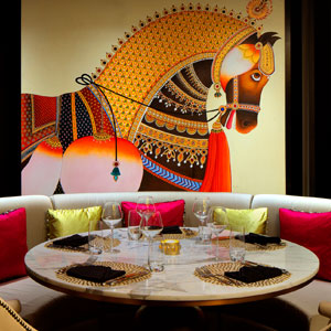 Bombay Brasserie,Taj Dubai