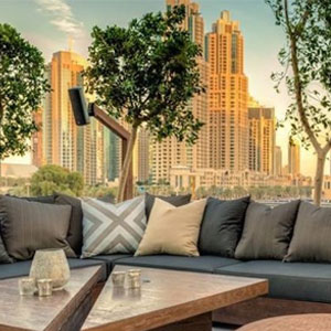Treehouse,Taj Dubai
