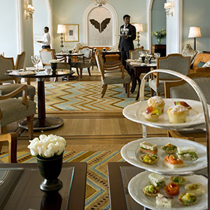 Sea Lounge,The Taj Mahal Palace, Mumbai