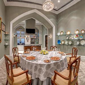 Chef's Studio,Taj Bentota Resort & Spa
