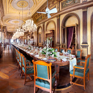 Dine at the World's Longest Dining Table