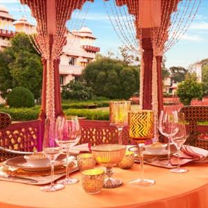Royal Baradari Dining Experience